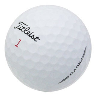 Link to Titleist Pro V1x Recycled Golf Balls (Case of 24) Similar Items in Golf Balls