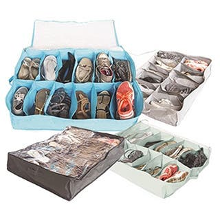 TUSK Storage Underbed Shoe Holder