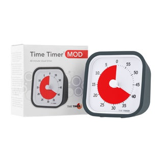 Time Timer MOD Charcoal Analog Timer