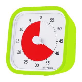 Time Timer MOD Lime Green Analog Timer