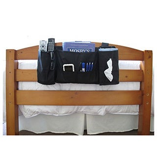 Headside Black Polyester Storage Caddy