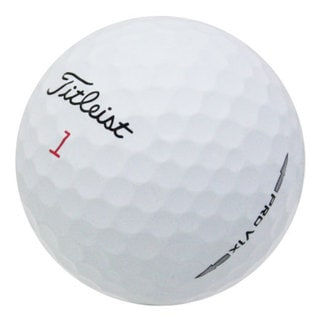 Titleist Prov1X Recycled Golf Balls (Case of 24)