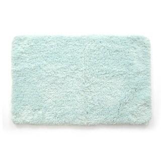 Stephan Roberts Home Ultra Plush Polyester Shaggy Bath Mat