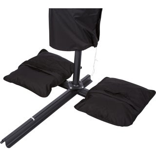 Saddlebag-style Sand Weight Bags (Set of 2)