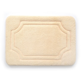 Stephan Roberts Home Luxurious Memory Foam Bath Mat with Water Shield Technology 17 X 24 in.