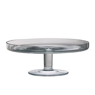Majestic Gifts Glass 11-inch D Cake Stand