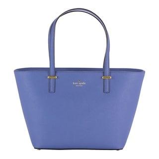 Kate Spade New York Cedar Street Mini Harmony Oyster Blue Shoulder Handbag