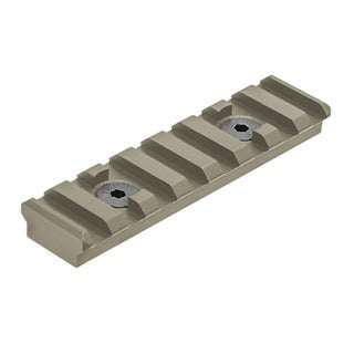 Leapers Inc. UTG Pro M-LOK Flat Dark Earth 8-slot Picatinny Rail Section