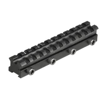 Leapers Inc. Black Compensation Mount for RWS with T06 Trigger