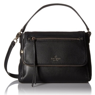 Kate Spade Cobble Hill Small Black Toddy Handbag