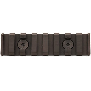 Leapers Inc. UTG Pro M-LOK Picatinny Black Rail Section 8 Slot