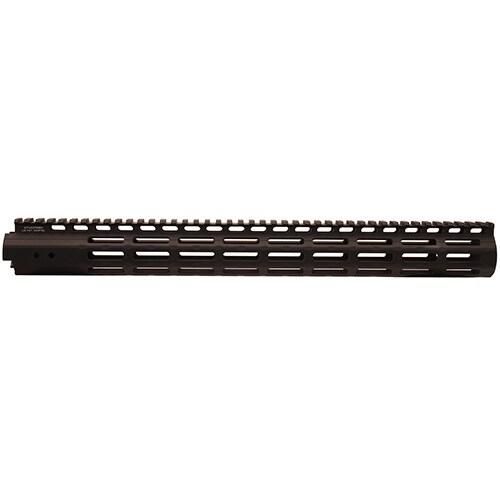 Leapers Inc. UTG Pro M-LOK Black 17-inch AR15 Super Slim Free Float Handguard