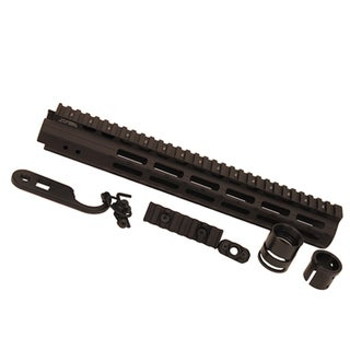Leapers Inc. UTG Pro M-LOK AR15 Black 13-inch Super-slim Free-float Handguard
