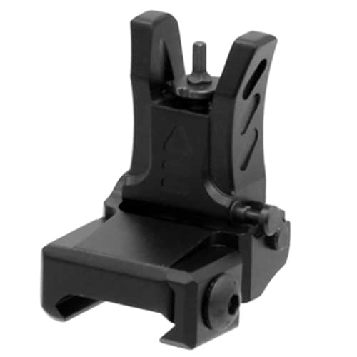 Leapers Inc. Model Black Metal 4 Low Profile Flip-up Front Sight
