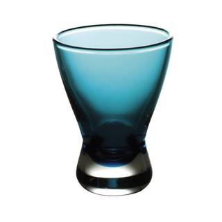 Majestic Gifts Turquoise Glass 2-ounce Liquor Glass 6-pieces Set