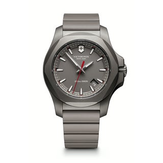 Victorinox Men's Grey INOX Titanium Watch