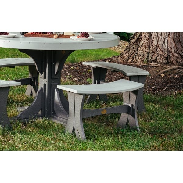 Phenomenal Shop Outdoor 28 Table Bench Recycled Plastic Free Evergreenethics Interior Chair Design Evergreenethicsorg