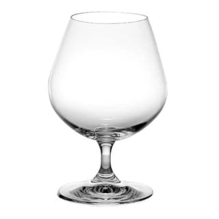 Majestic Gifts Clear Glass Cognac Glass (Pack of 6)