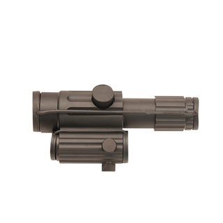 NCStar Vism Duo Series 4x34mm Green Lens Scope