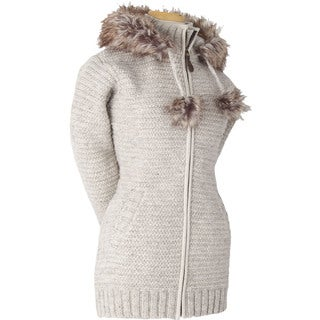Laundromat Women's Juneau Cream Wool Sweater