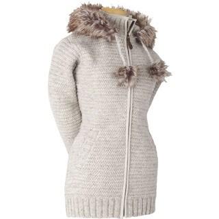 Laundromat Women's Juneau Cream Wool Sweater