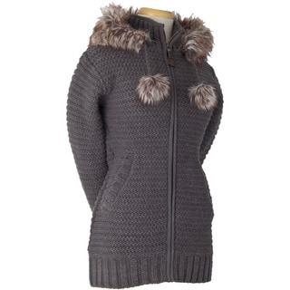 Women's Laundromat Juneau Grey Sweater