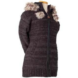 Laundromat Juneau Black Sweater