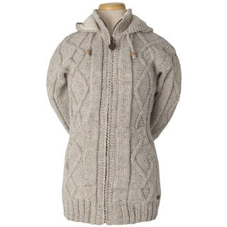 Laundromat Women's Shannon Cream Wool Sweater
