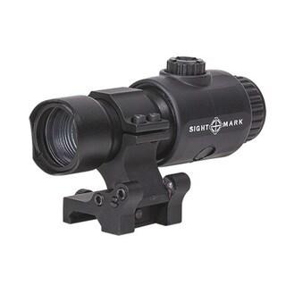 Sightmark 3x Black Tact Magnifier Pro
