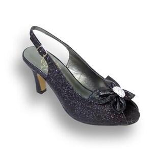 FIC FLORAL Women's Staci Extra Wide Width Heel