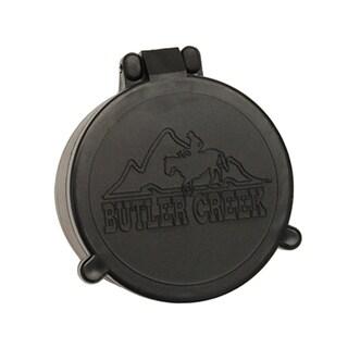Butler Creek Black Plastic Size 33 Flip Open Scope Cover