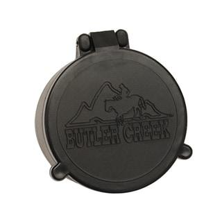 Butler Creek Black Plastic Objective Size 30 Flip Open Scope Cover