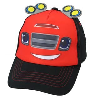Nickelodeon 'Blaze and the Monster Machines' Cotton Baseball Cap https://ak1.ostkcdn.com/images/products/13689611/P20352798.jpg?impolicy=medium