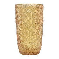 Lenox Creekside Amber Highball Glass