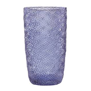 Lenox Creekside Blue Highball Glass