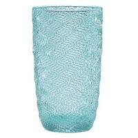Lenox Creekside Turquoise Highball Glass
