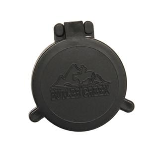 Butler Creek Black Plastic Size 10 Flip Open Scope Cover