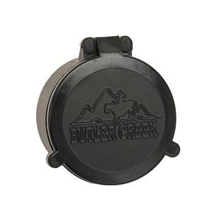 Butler Creek Black Plastic Objective Size 02A Flip-open Scope Cover