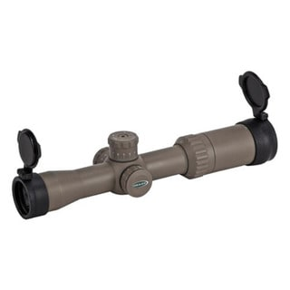Weaver Kaspa Series Scopes 3-12x44mm Dark Earth Tactical Scope