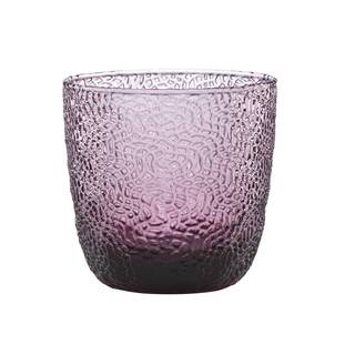 Lenox Creekside Amethyst Double Old Fashioned Glass
