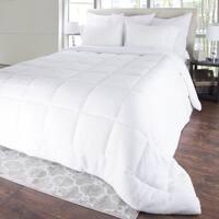 Windsor Home Oversized Sherpa Reversible Down Alternative Comforter