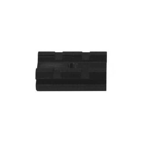Weaver Black Detachable Top-mount Base 65