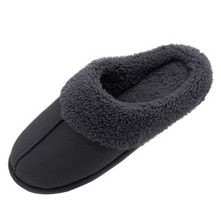 Men's HomeTop by Dasein Memory Foam Slippers