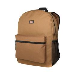 Dickies Student Backpack Brown Duck