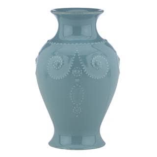Lenox French Perle Bluebell 8-inch Bouquet Vase