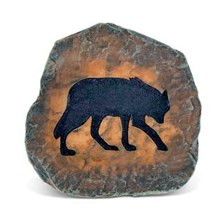 Puzzled The Wild Collection Resin Wolf Coaster|https://ak1.ostkcdn.com/images/products/13723711/P20383488.jpg?impolicy=medium