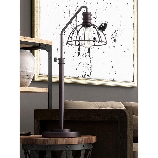 Lite Source 1-Light Gaius Table Lamp
