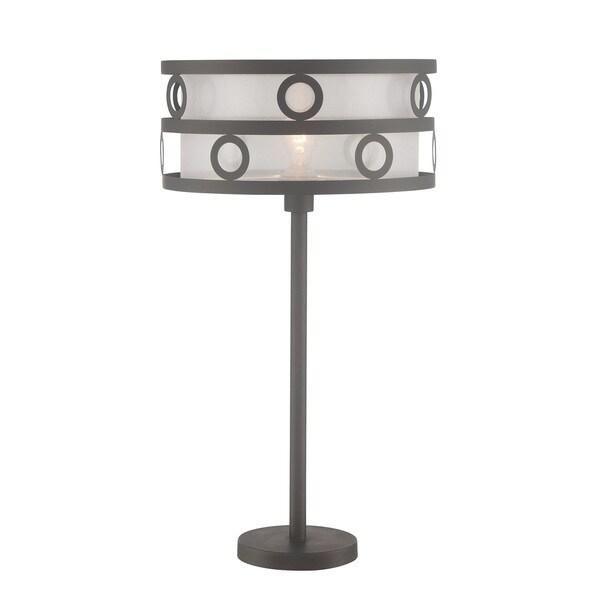 Lite Source 1-Light Lavinia Table Lamp