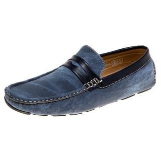 Quentin Ashford Mens Driving Shoes