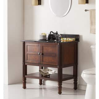 Harper Blvd Bauer Bath Vanity Sink w/ Marble Top|https://ak1.ostkcdn.com/images/products/13727669/P20385236.jpg?impolicy=medium